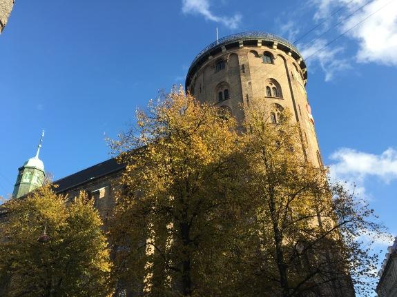 Rundetårn - et godt sted at skrive