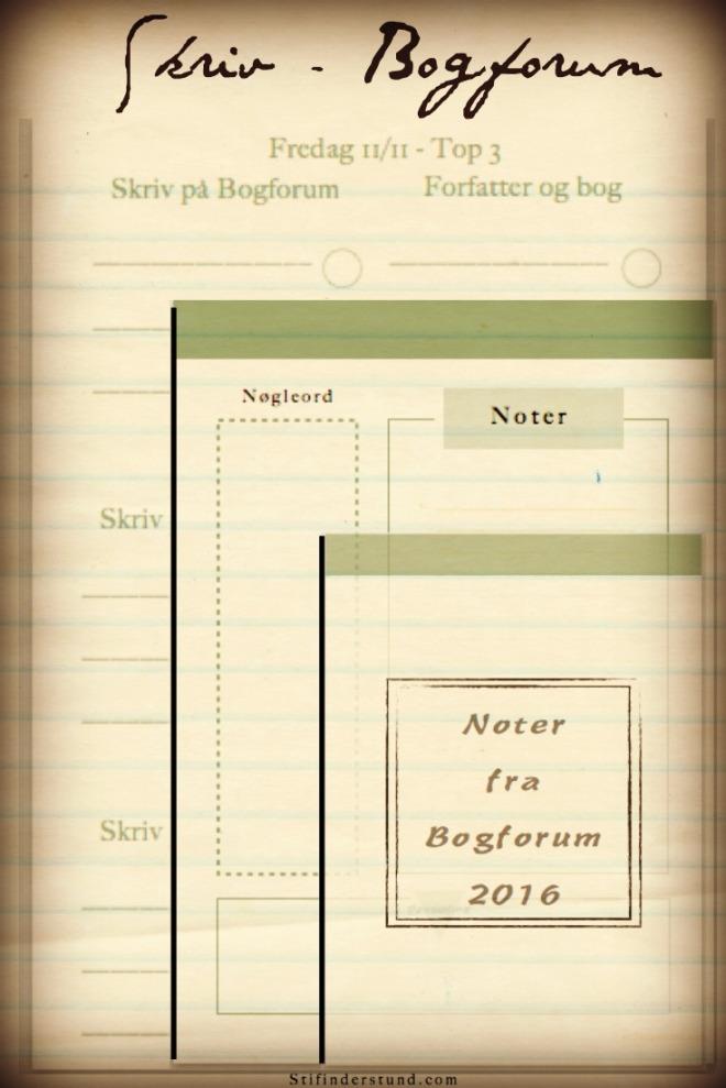 Skriv på Bogforum