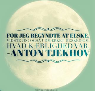 """Novella """"Tre år"""" af Anton Tjekhov"""