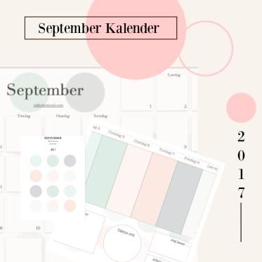 september kalender